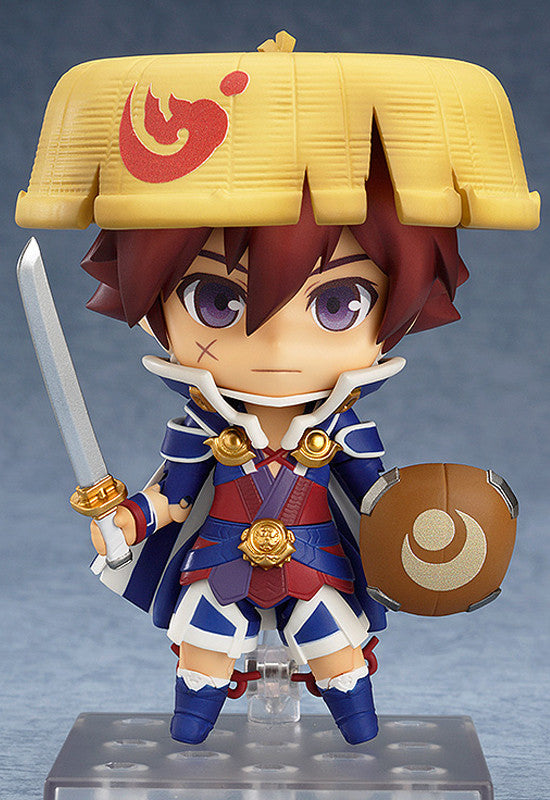 535 Shiren the Wanderer 5+ Fortune Tower to Unmei no Dice Nendoroid Shiren: Super Movable Edition