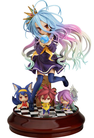 No Game No Life Phat! Shiro (re-run)