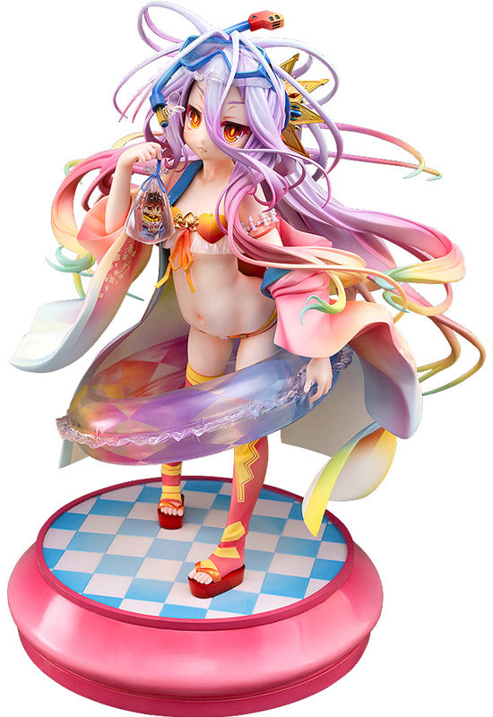 No Game No Life -Zero- FREEing Shiro: Summer Season Ver.