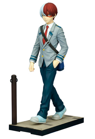 My Hero Academia BellFine KONEKORE Shoto Todoroki Uniform Ver
