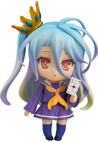 653 No Game No Life Nendoroid Shiro(re-run)