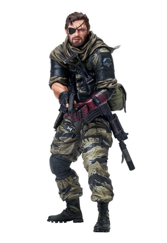METAL GEAR SOLID V:THE PHANTOM PAIN mensHdge technical statue No.16 Union Creative Venom Snake