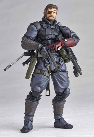 METAL GEAR SOLID V: THE PHANTOM PAIN Union Creative Vulcanlog 004 Venom Snake Sneaking suit version