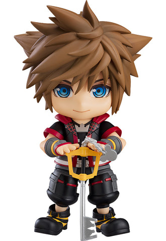 1554 Kingdom Hearts III Nendoroid Sora: Kingdom Hearts III Ver.