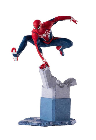 MARVEL GAMERVERSE PCS Studios SPIDERMAN STATUE