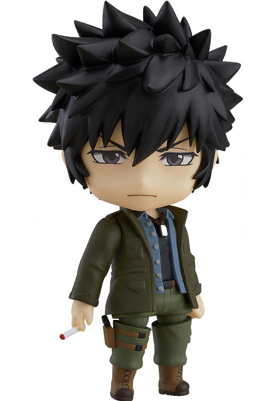 1066-DX PSYCHO-PASS: Sinners of the System Nendoroid Shinya Kogami: SS Ver.
