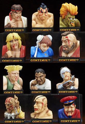 STREET FIGHTER II embrace