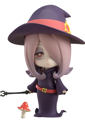 835 Little Witch Academia Nendoroid Sucy Manbavaran