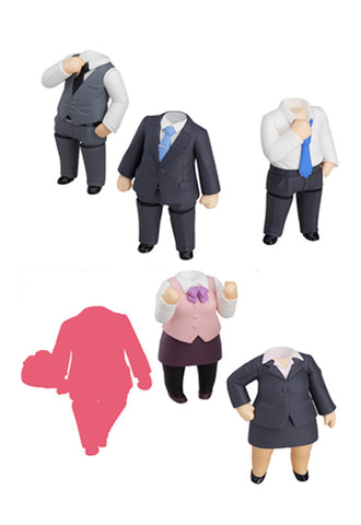 Nendoroid More Nendoroid More: Dress Up Suits (1 Random Blind Box)