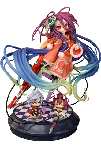 No Game No Life -Zero- Phat! Company Schwi(re-run)