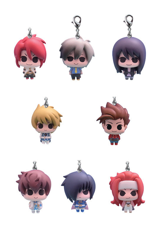 TALES of SERIES MEGAHOUSE CHARA FORTUNE (Random Box of 8)