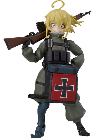 439 Saga of Tanya the Evil - The Movie figma Tanya Degurechaff