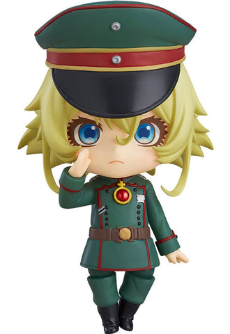 784 Saga of Tanya the Evil Nendoroid Tanya Degurechaff (Re-run)