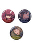 Sword Art Online Alternative Gun Gale Online HOBBY STOCK Can Badge Set Teaser Visual