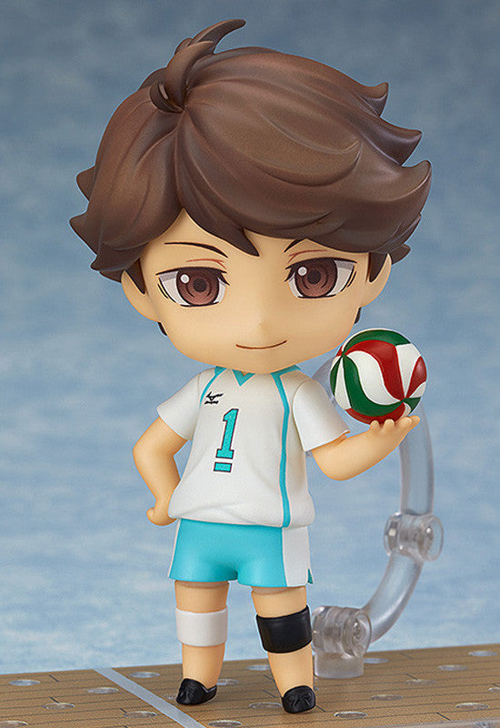 563 Haikyu!! Nendoroid Toru Oikawa (Re-run)