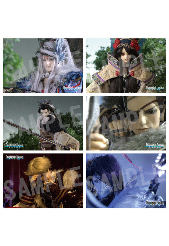 Thunderbolt Fantasy GOOD SMILE COMPANY Thunderbolt Fantasy Collectable Post Cards