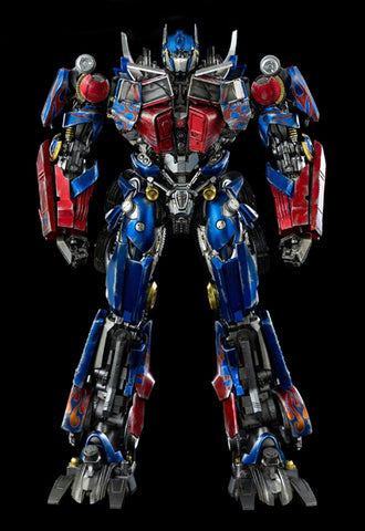 Transformers: Revenge of the Fallen Hasbro x ThreeA DLX Optimus Prime