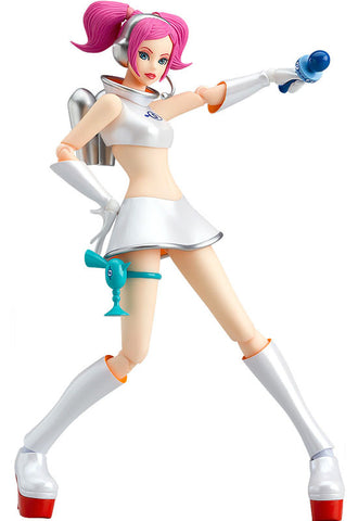 355 Space Channel 5 Series figma Ulala: Cheery White ver.