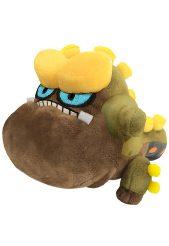 MONSTER HUNTER CAPCOM MONSTER HUNTER  Monster Plush toy Uragankin
