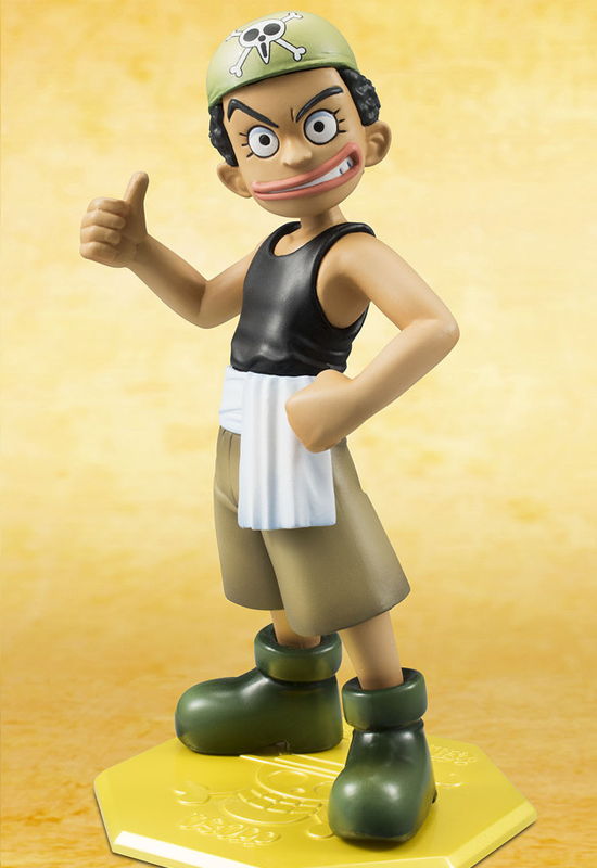 One Piece P.O.P. CB-R3 Usopp