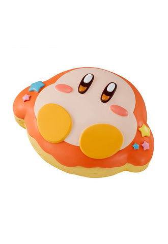KIRBY SUPER STAR MEGAHOUSE FLUFFY SQUEEZE DONUT SHOP WADDLE DEE