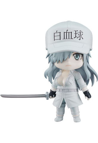 1579 Cells at Work! Code Black Nendoroid White Blood Cell(Neutrophil)(1196)