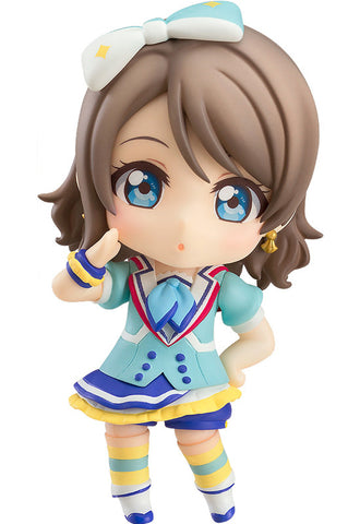692 Love Live! Sunshine!! Nendoroid You Watanabe(Re-run)