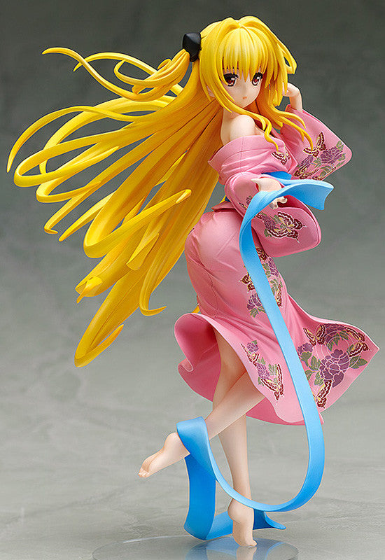 To Love-Ru Darkness FREEing Golden Darkness: Yukata Ver.