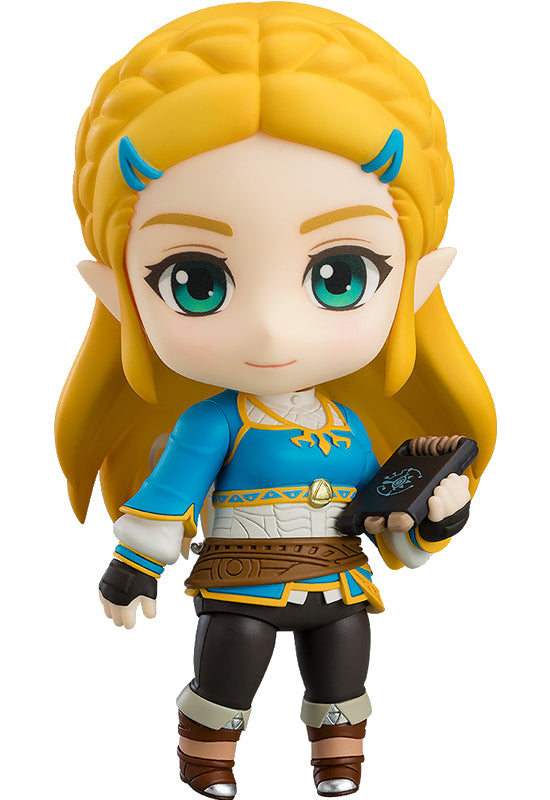 1212 The Legend of Zelda: Breath of the Wild Nendoroid Zelda: Breath of the Wild Ver.