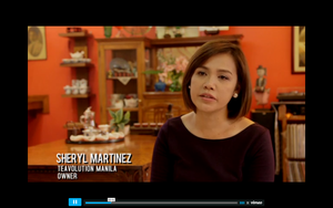 LATE UPLOAD: Teavolution® Manila on Lifestyle Network's LISTED