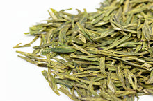 Autumn Harvest High Mountain Long Jing Chinese Green Tea