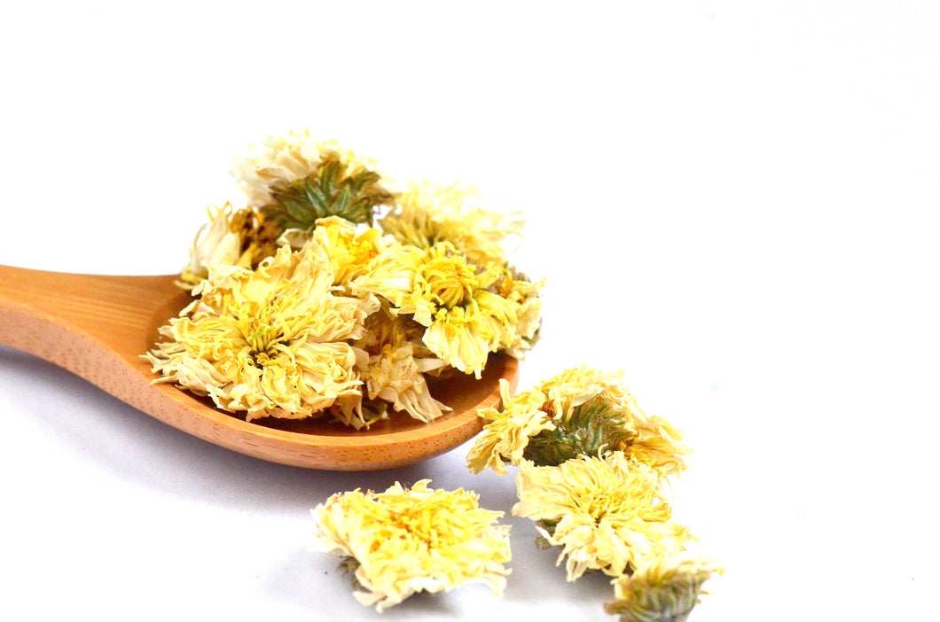 NEW! Spring 2019 Chrysanthemum  Herbal Tisane