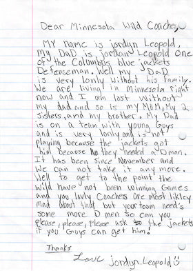 The letter that went viral overnight