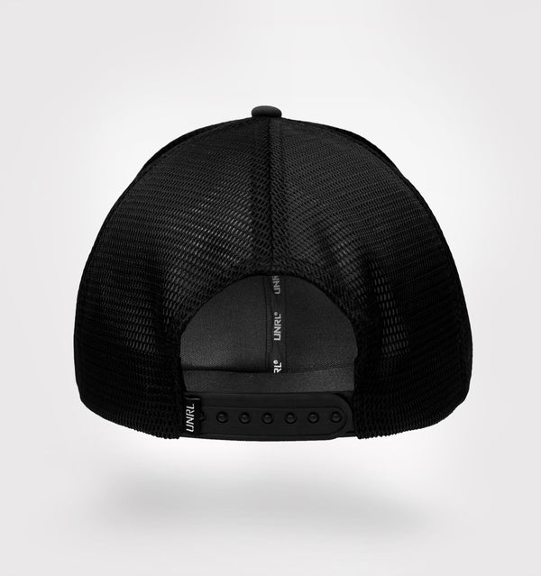 Not a Trucker Hat [Black]
