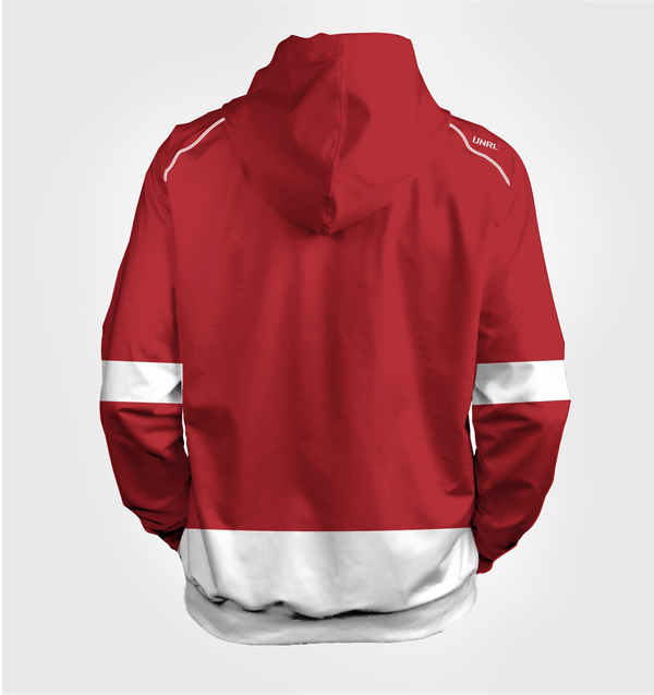 BEL13VE SilkSeries Hoodie [Red]