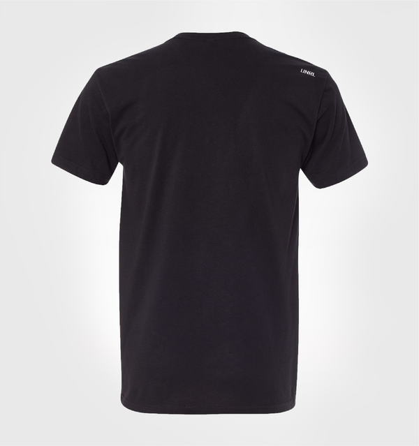 UNO Mavericks Emblem Tee [Black]
