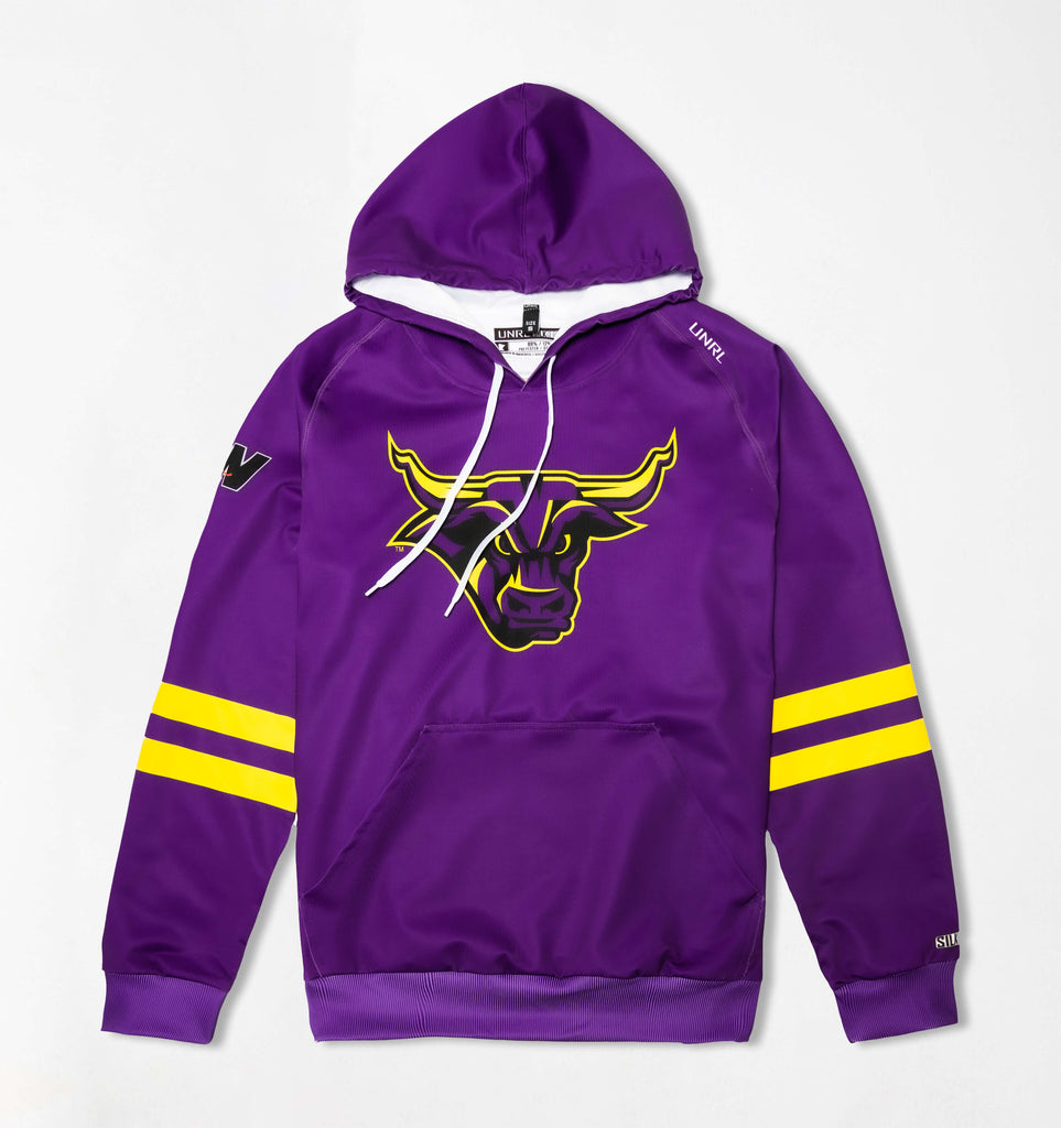 MNSU Mavericks SilkSeries Hoodie [Purple]