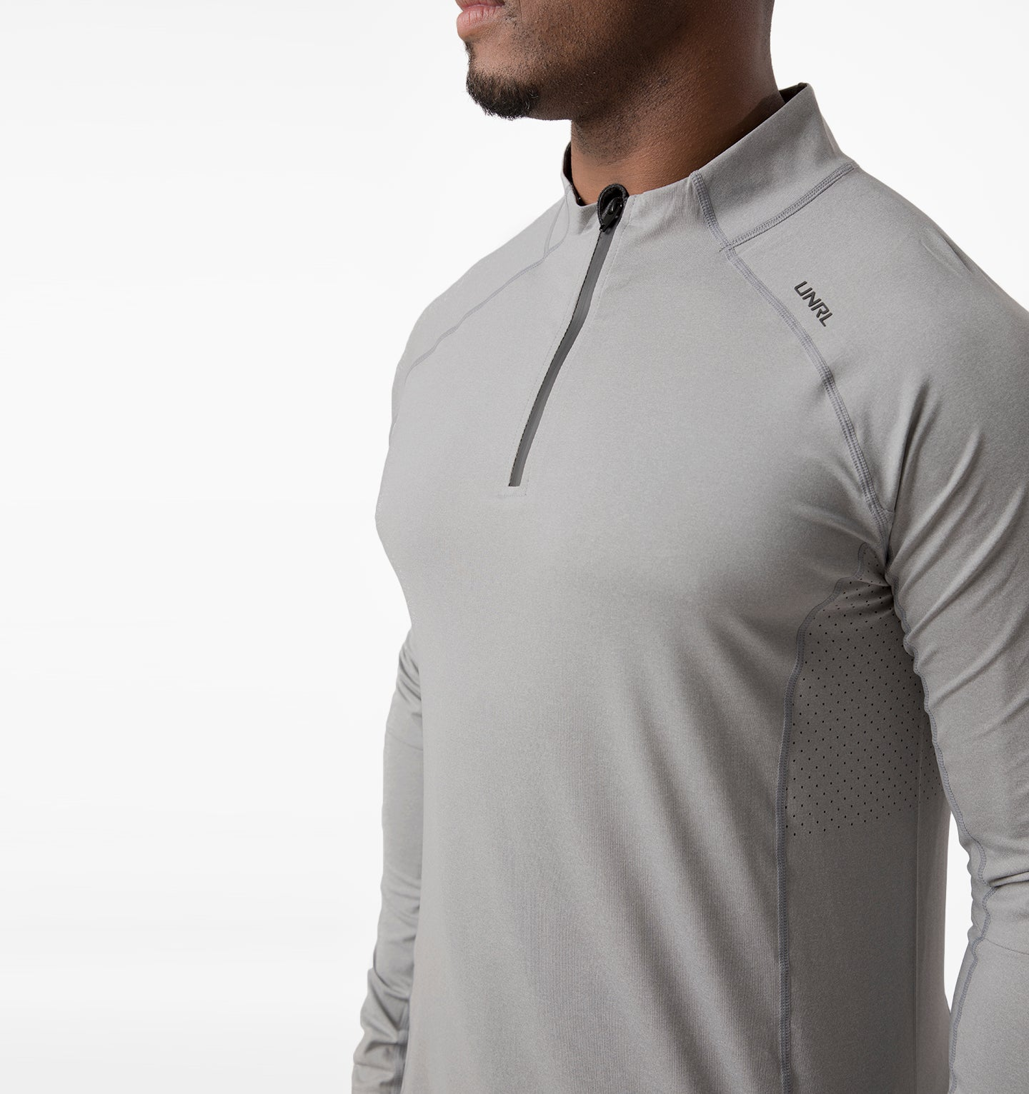 Stride Quarter Zip