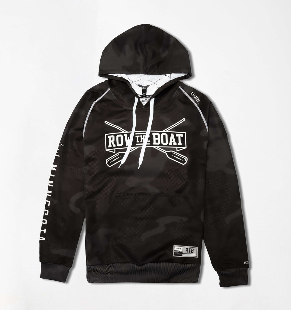 Row The Boat SilkSeries Hoodie