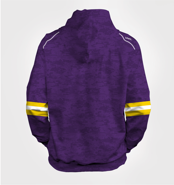 MNSU Mavericks SilkSeries Hoodie [Digital Purple]