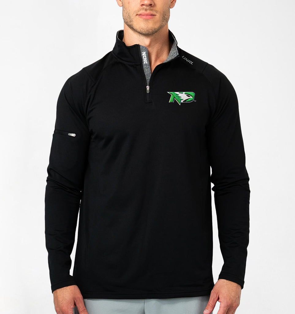 UND Hawks ELITE Quarter Zip II