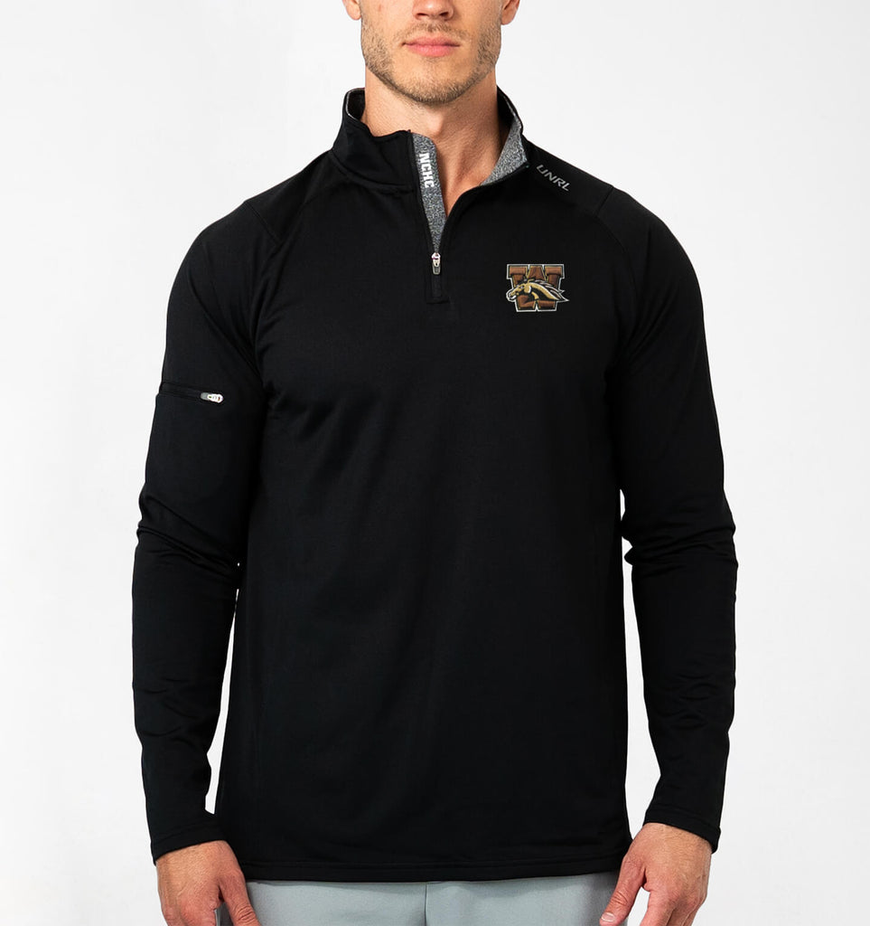 WMU Broncos ELITE Quarter Zip II