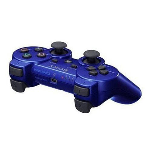 PS3 DUAL SHOCK AZURITE BLUE