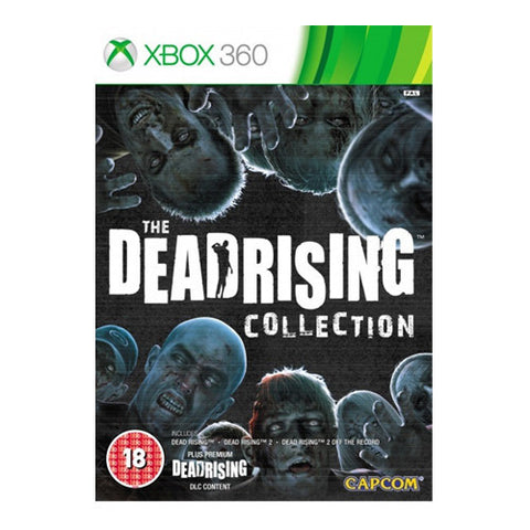 DEAD RISING COLLECTION XBOX 360