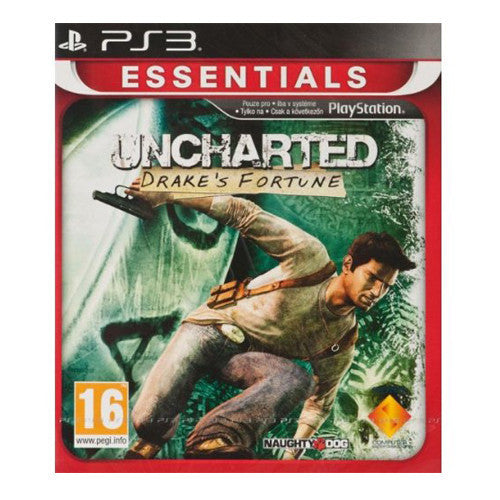 UNCHARTED DRAKES FORTUNE ESSENTIALS PS3