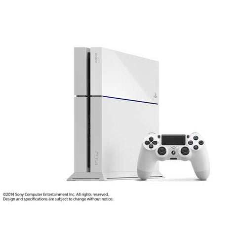 PS4 500GB CONSOLE WHITE