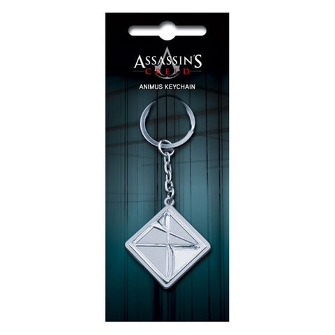 ASSASSINS CREED ANIMUS KEYCHAIN