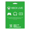 12 MONTHS XBOX ONE / 360 Live Gold Membership (Instant Digital Delivery)