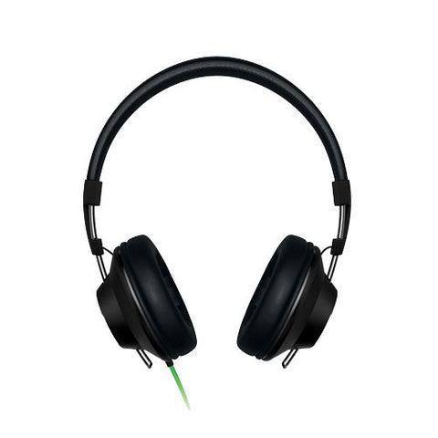 ADARO STEREO HEADPHONES BLACK