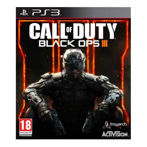 CALL OF DUTY BLACK OPS III **INCLUDING BETA ACCESS PS3